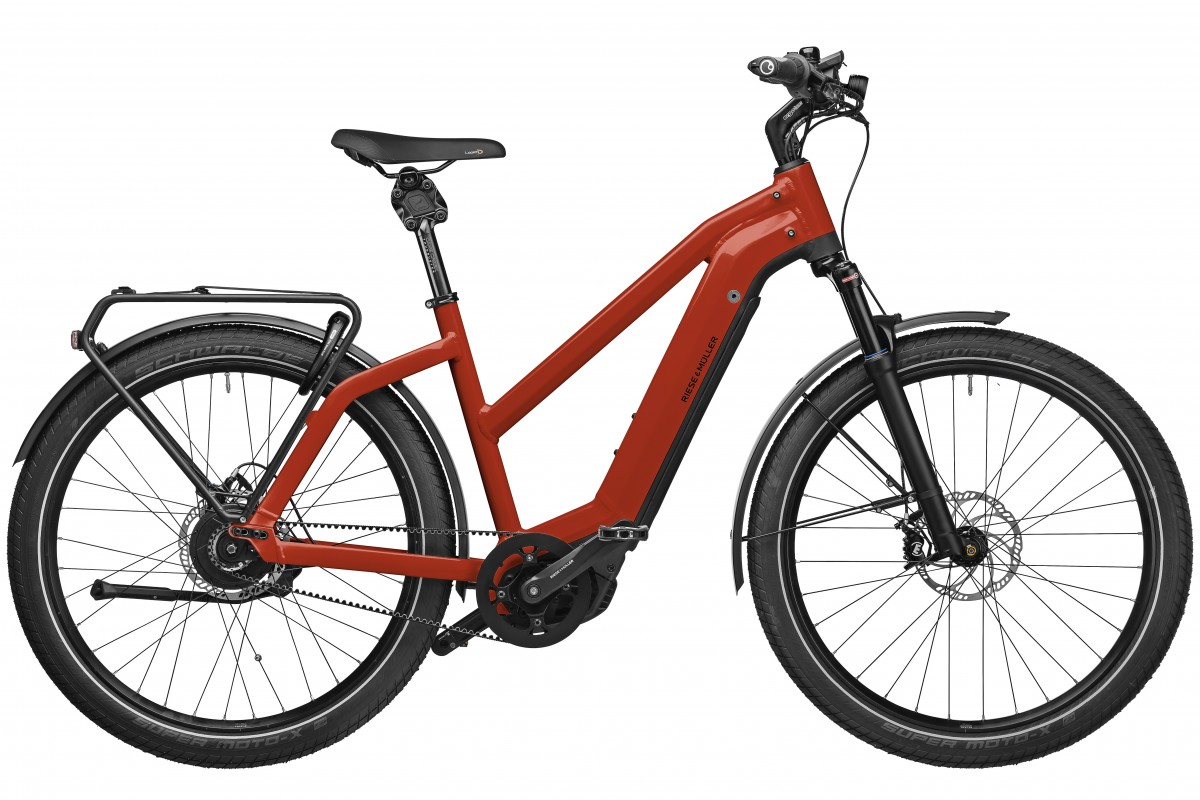 Riese & Müller Charger3 Mixte GT Vario 625Wh Intuvia, Sunrise
