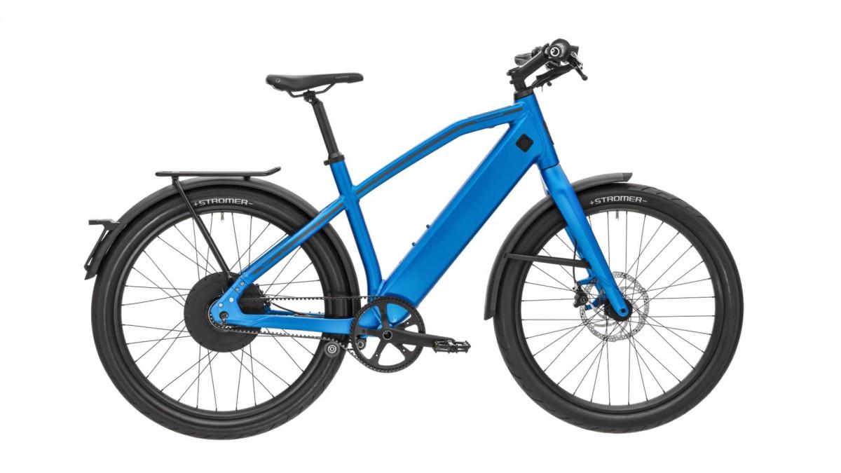 Stromer ST2 LE Beltdrive Sport L DEMO, Blauw