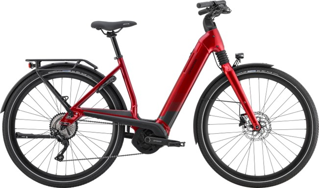 Cannondale Mavaro Neo 5+ MD , Candy Red