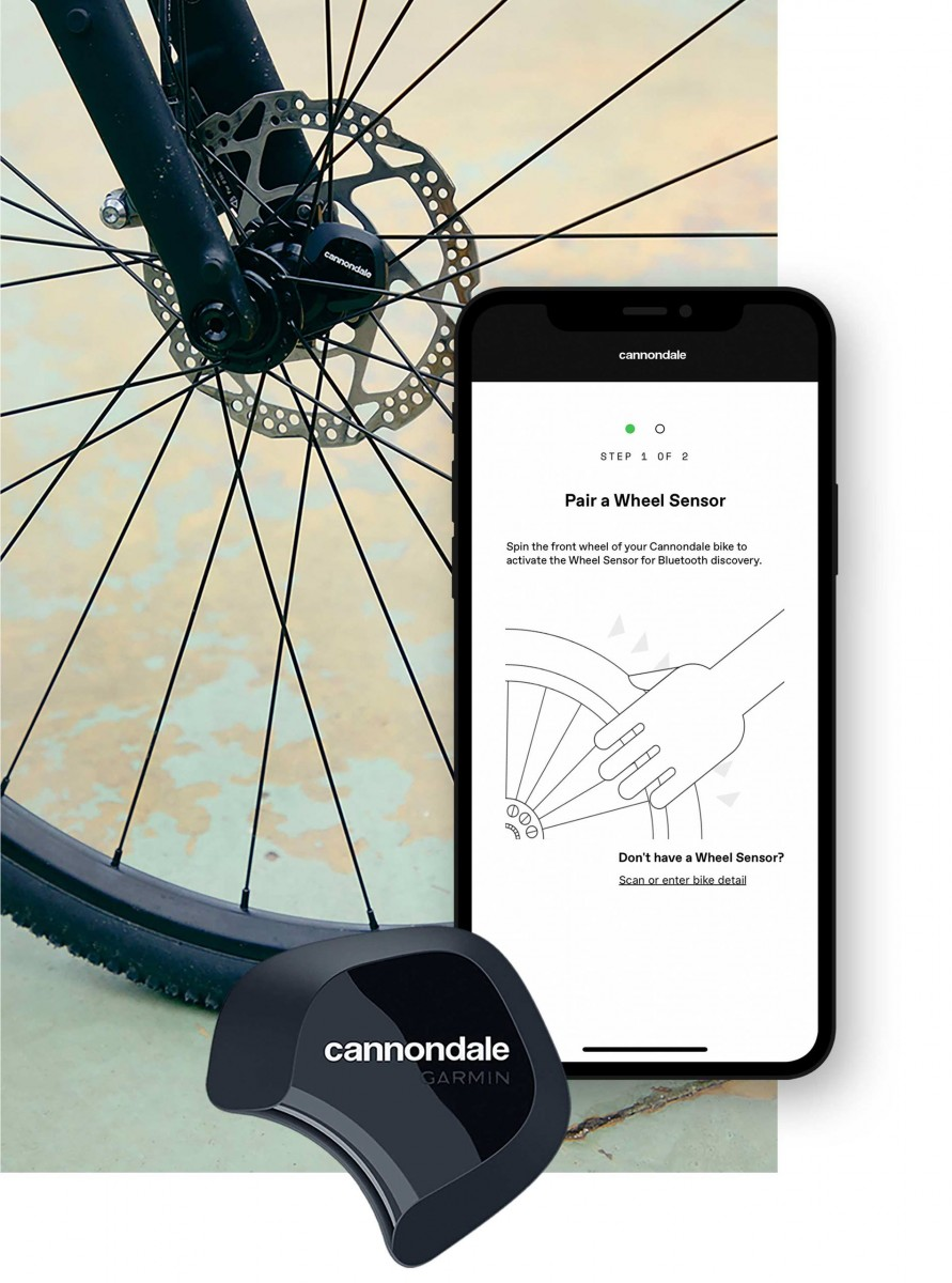 Cannondale Wheel Sensor Bk