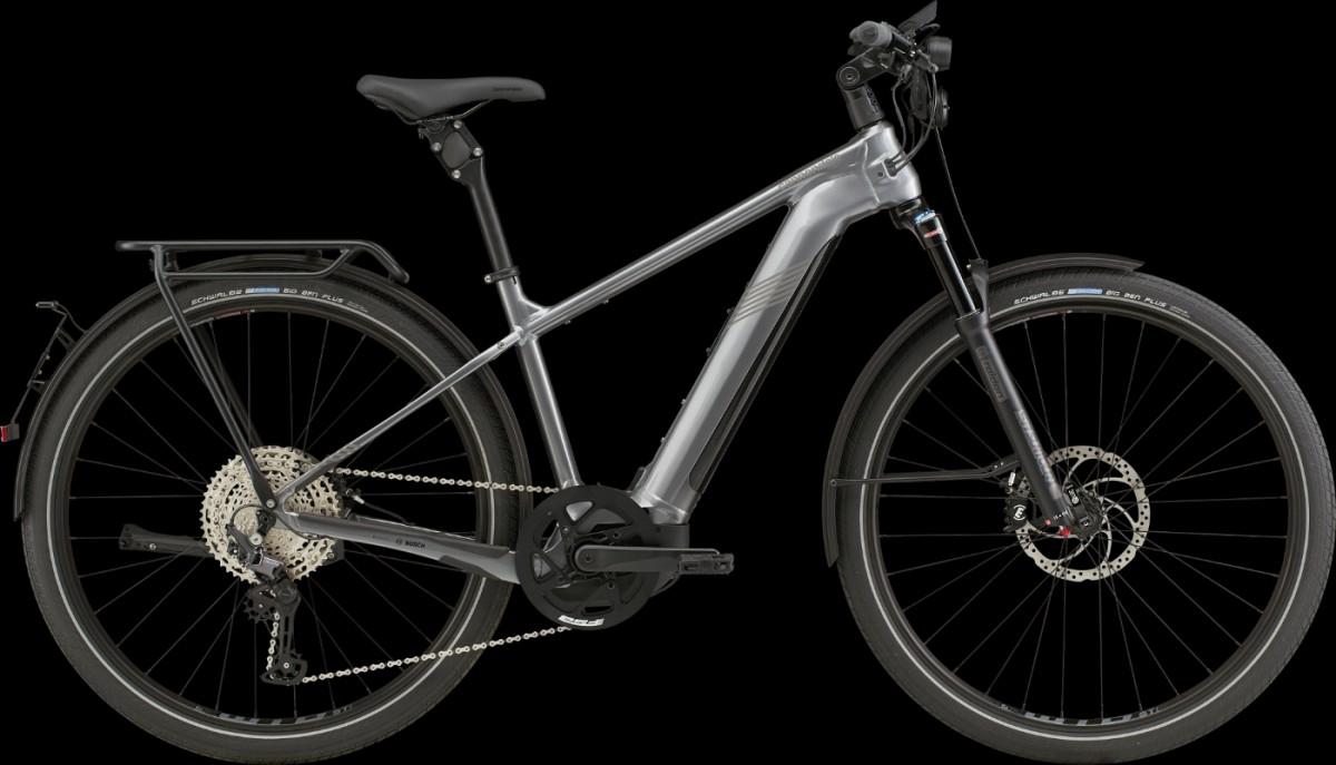 Cannondale Tesoro Neo X Speed LG, Grey