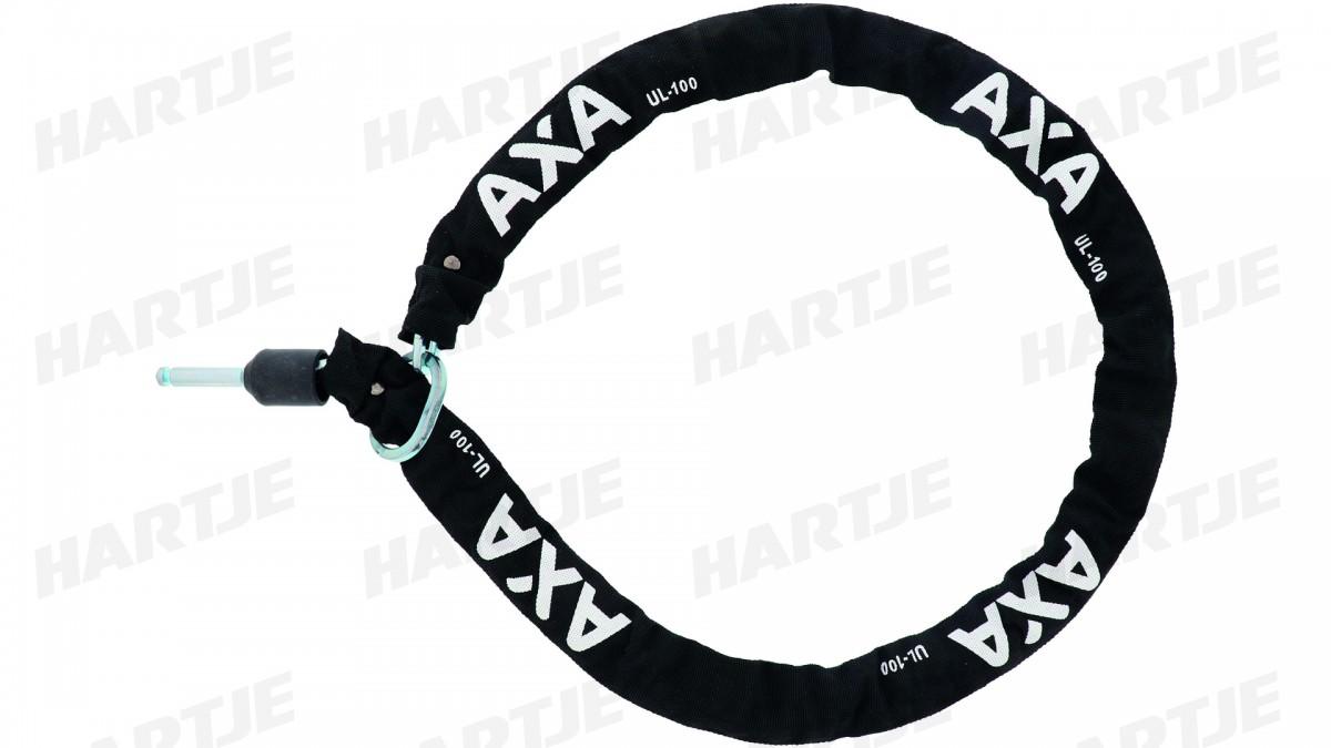 Axa insteekketting ULC 100/5,5 zwart