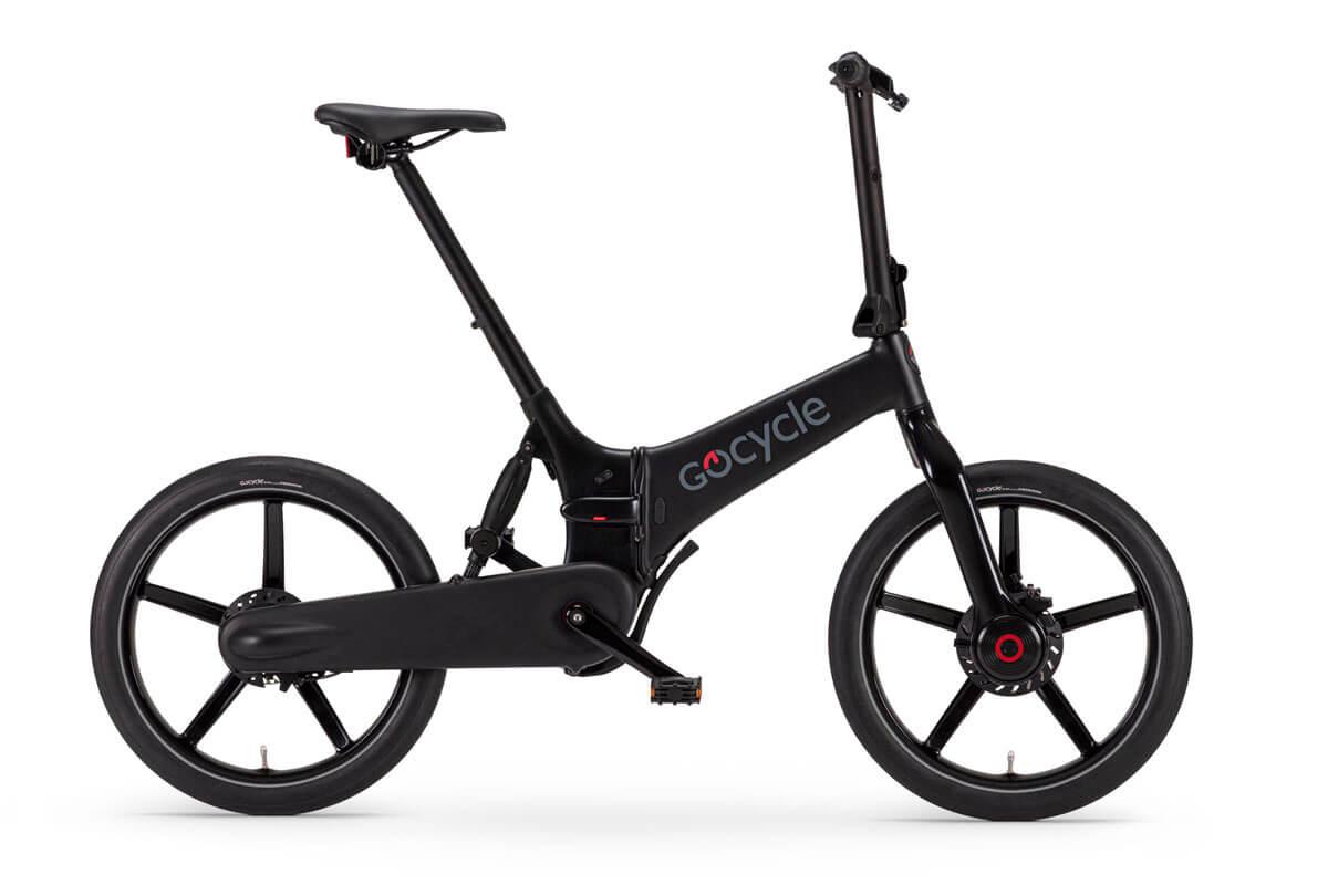 Gocycle G4, Black Matt