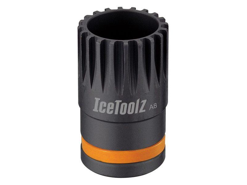 Ice toolz Grs trapassleutel shimano / isis