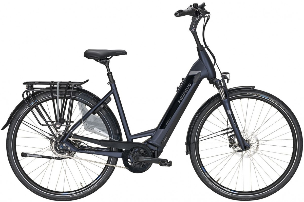 Pegasus Ravenna Evo 5 Cx, Dark Blue Matt