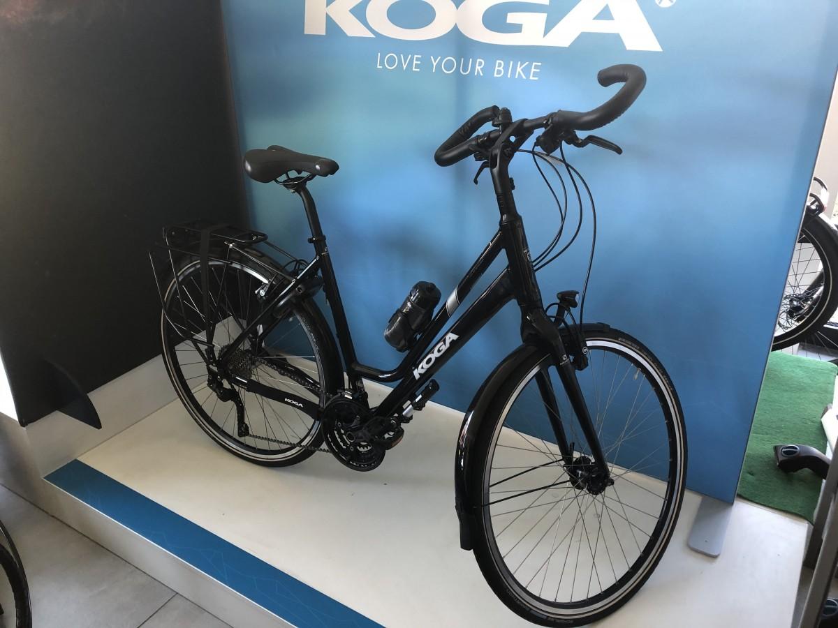 Koga Grandtourer S, Shiny black
