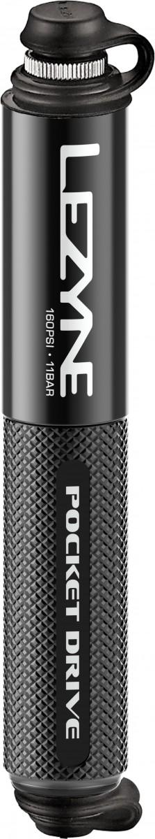 Lezyne pocket drive black/hi gloss