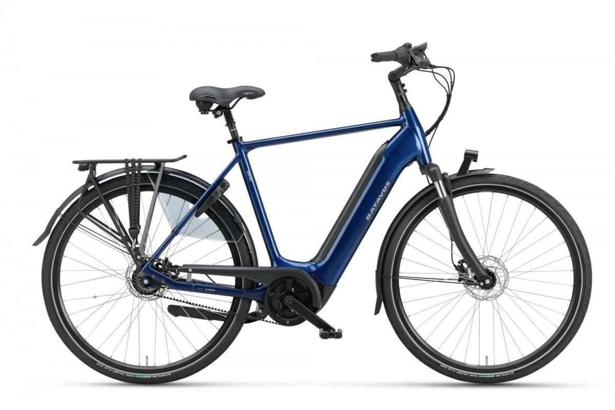 BATAVUS Finez E-go® Power Exclusive, Mountainlake Blauw