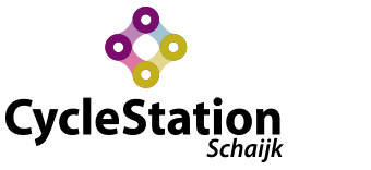 Logo CycleStation Schaijk