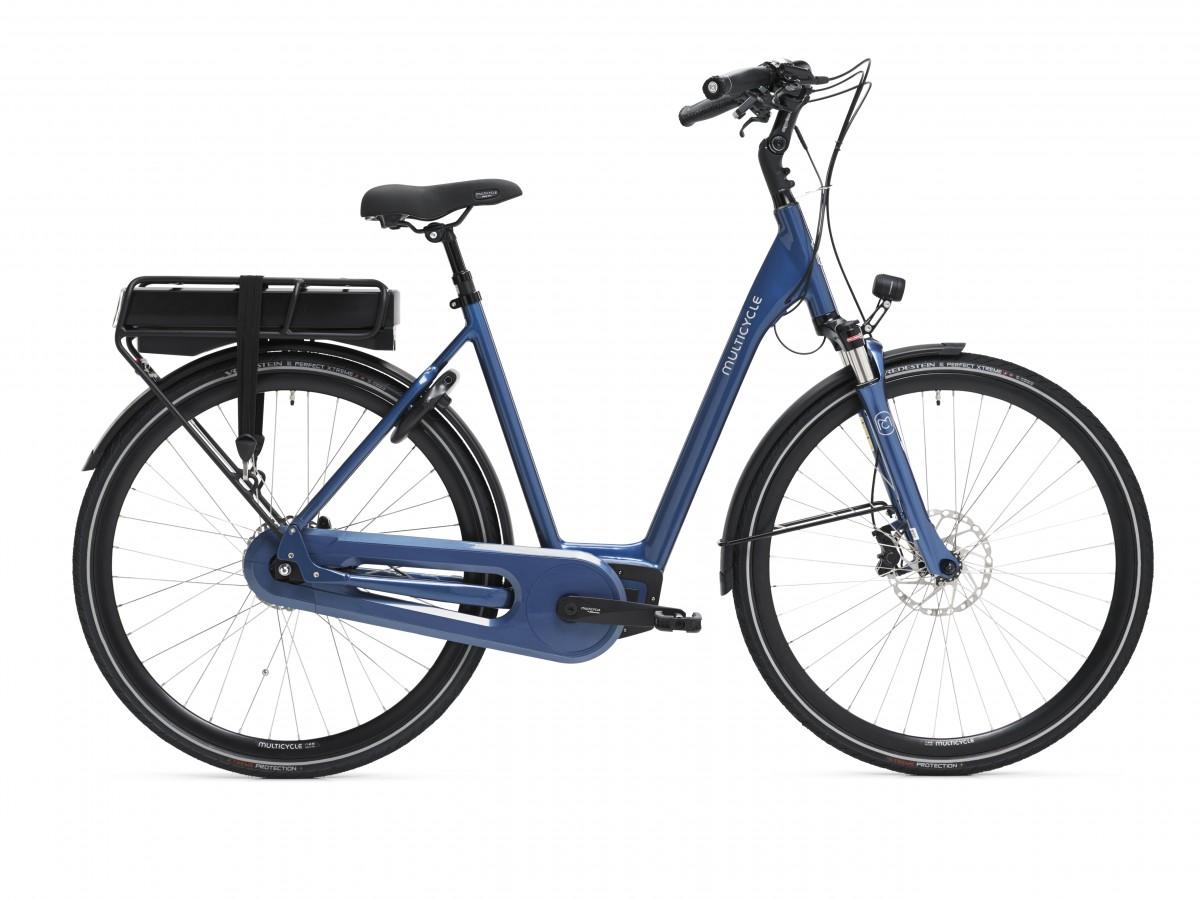 Multicycle Legacy EM Low #, Denim Blue Glossy