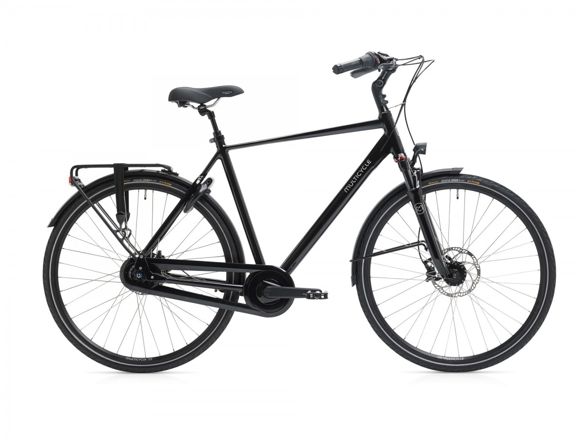 Multicycle Noble D53, Metro black metallic