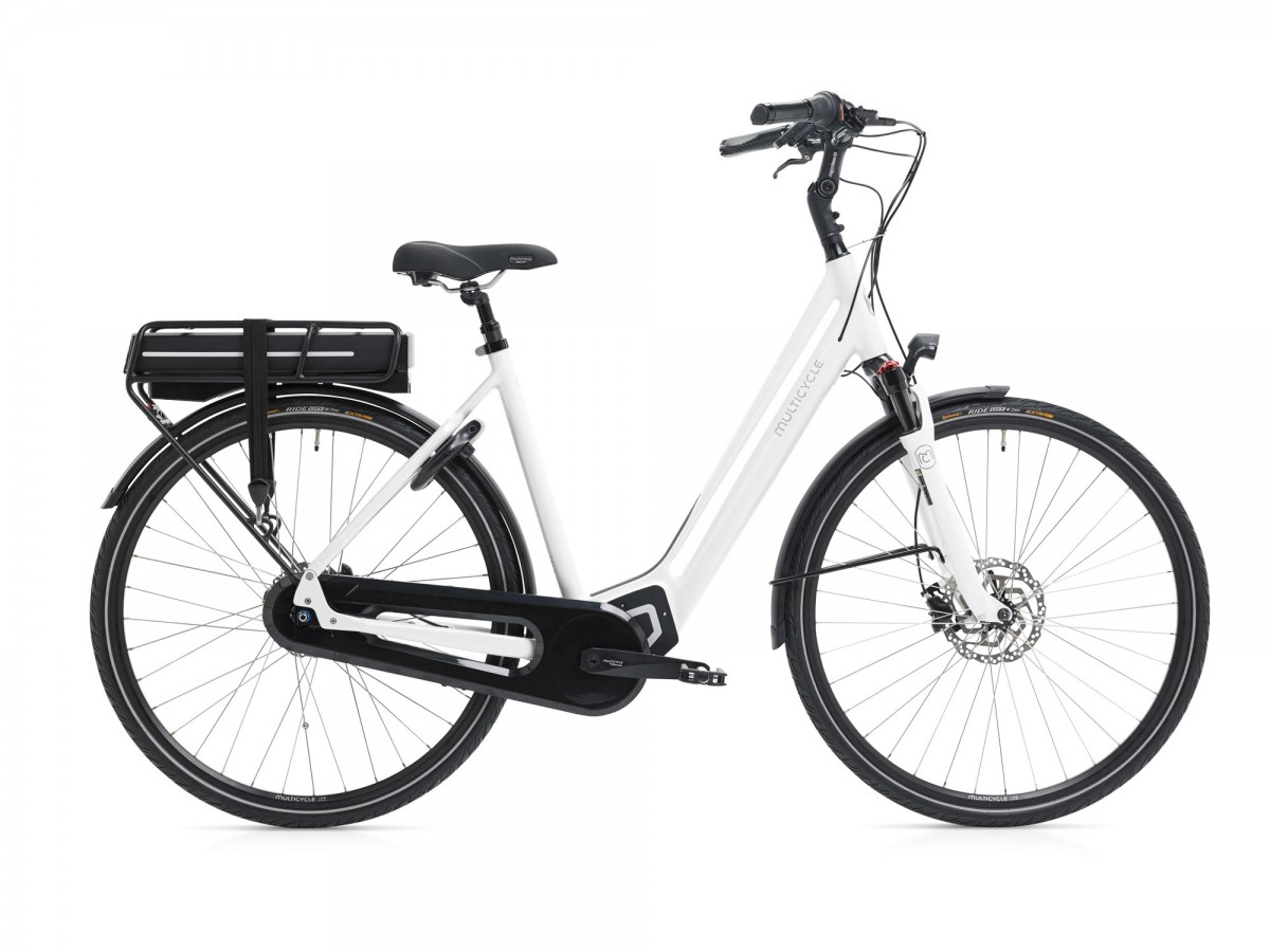 Multicycle  Noble EM Low white D53, White. Glossy