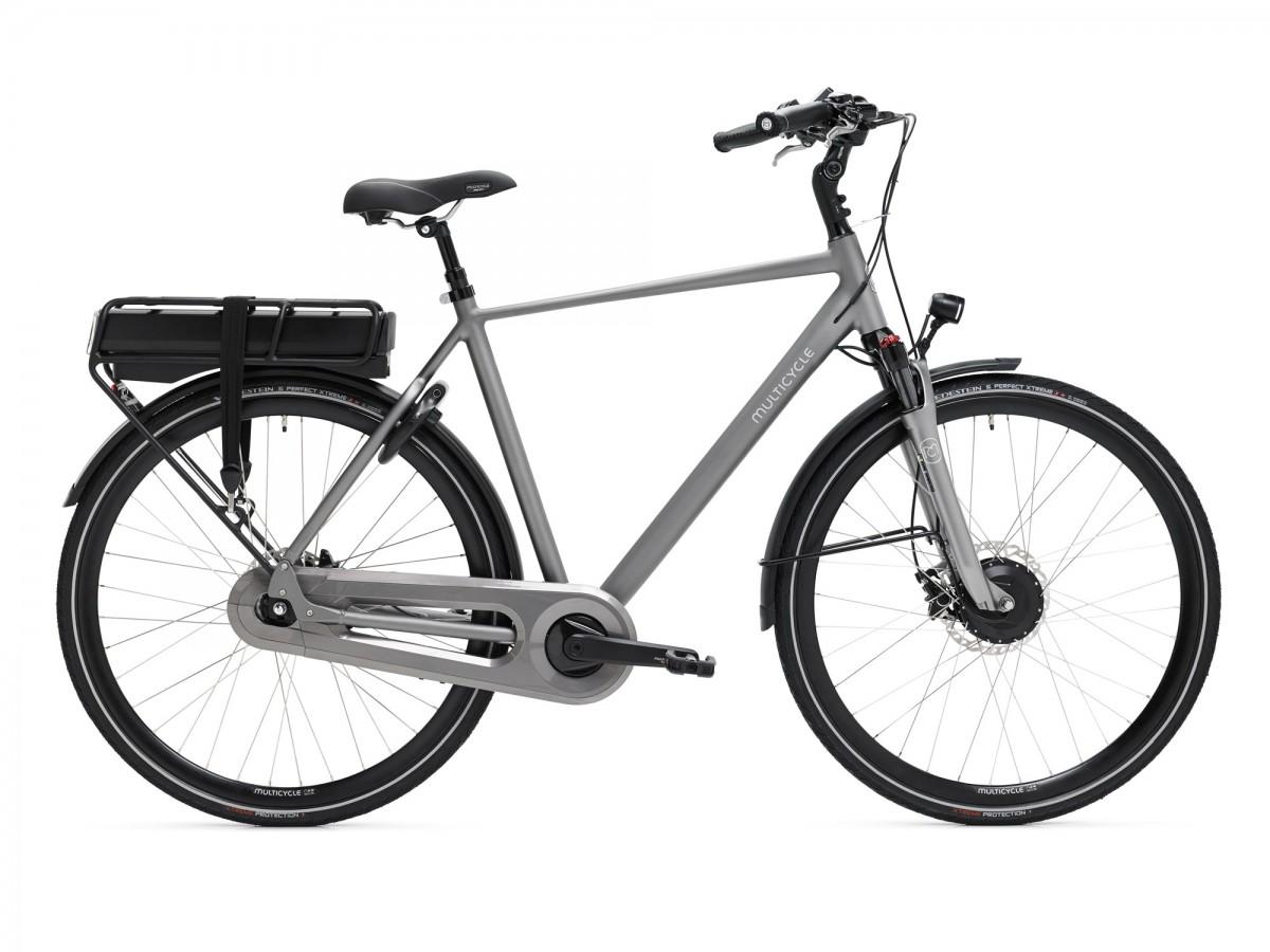 Multicycle Voyage EF, shitake Grey Satin