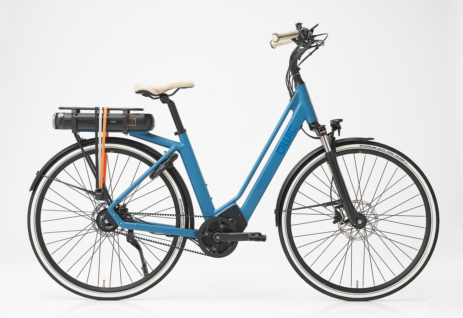 Media iets voor de fiets