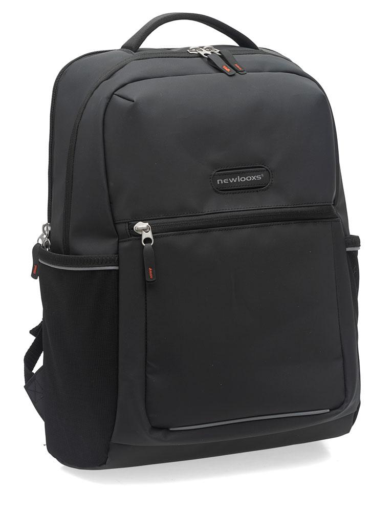 "NewLooxs 241.501 Backpack Nevada 17"" 26L Black"