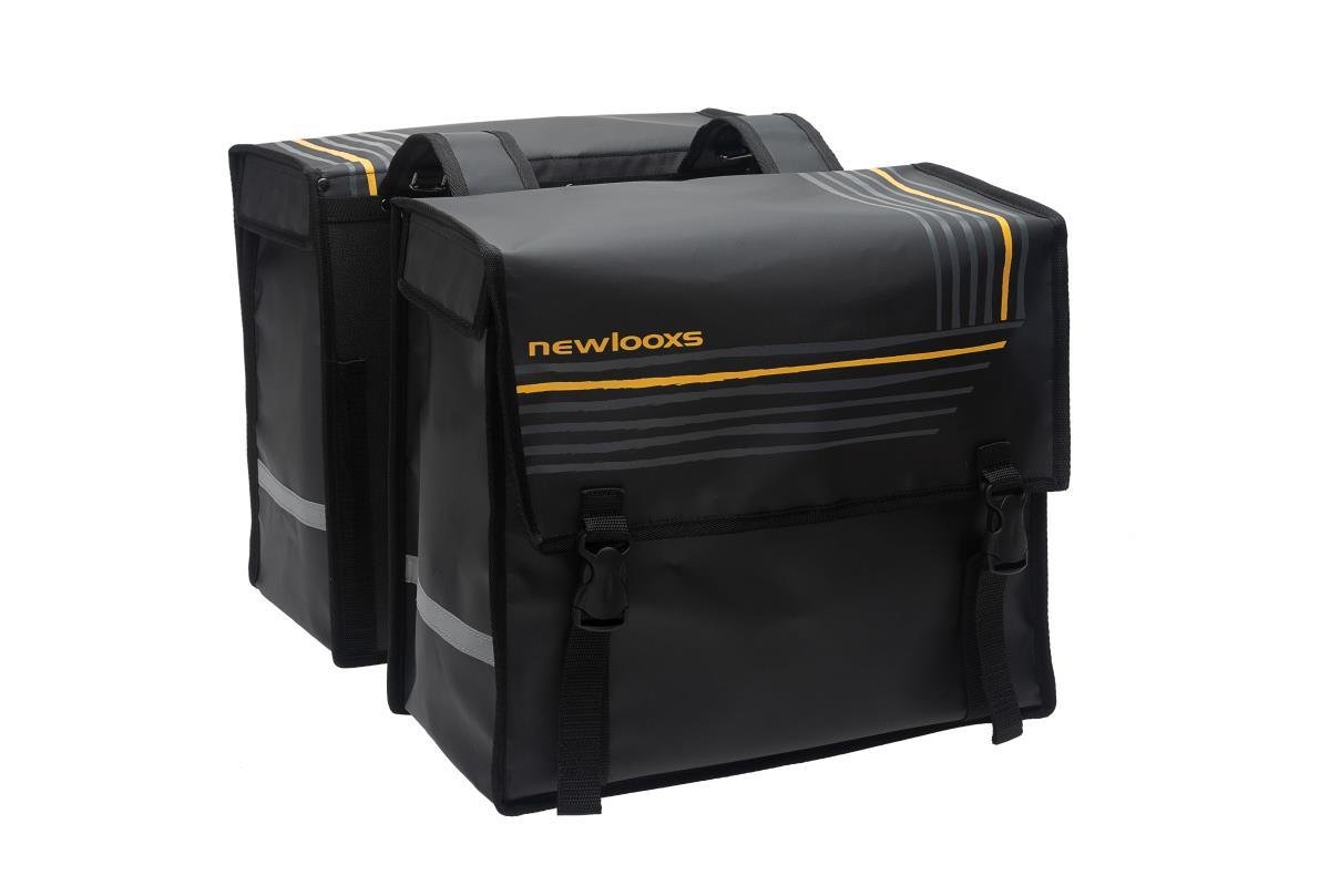 New looxs NewLooxs 040L.540 Dubbele tas Bisonyl basic 46L Black