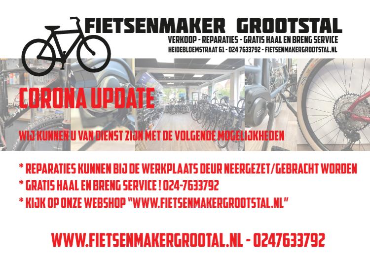 Media Fietsenwinkel & Fietsenmaker Nijmegen