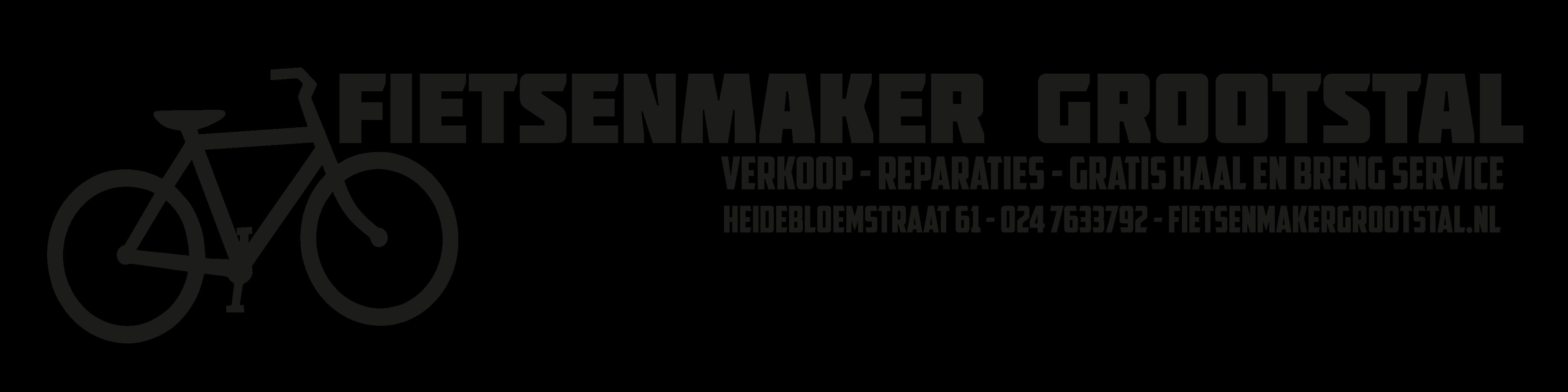 Logo FietsenmakerGrootstal uw fietsenwinkel in Nijmegen