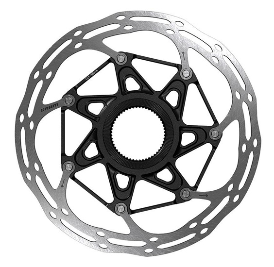 Remd Sram schijf centerline 2p cl rounded 160mm zw