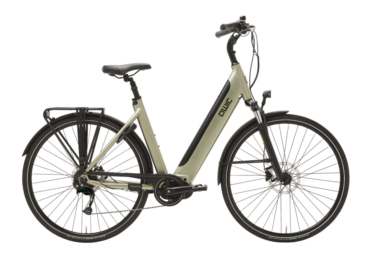 QWIC Premium I MD9 Low step 54 (L) Timber green