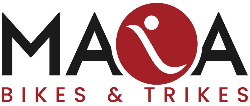 Logo Maia bikes & trikes