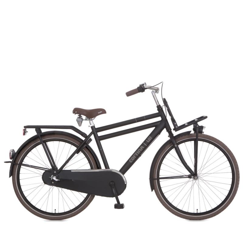 Cortina U4 Transport Mini, Black Matt