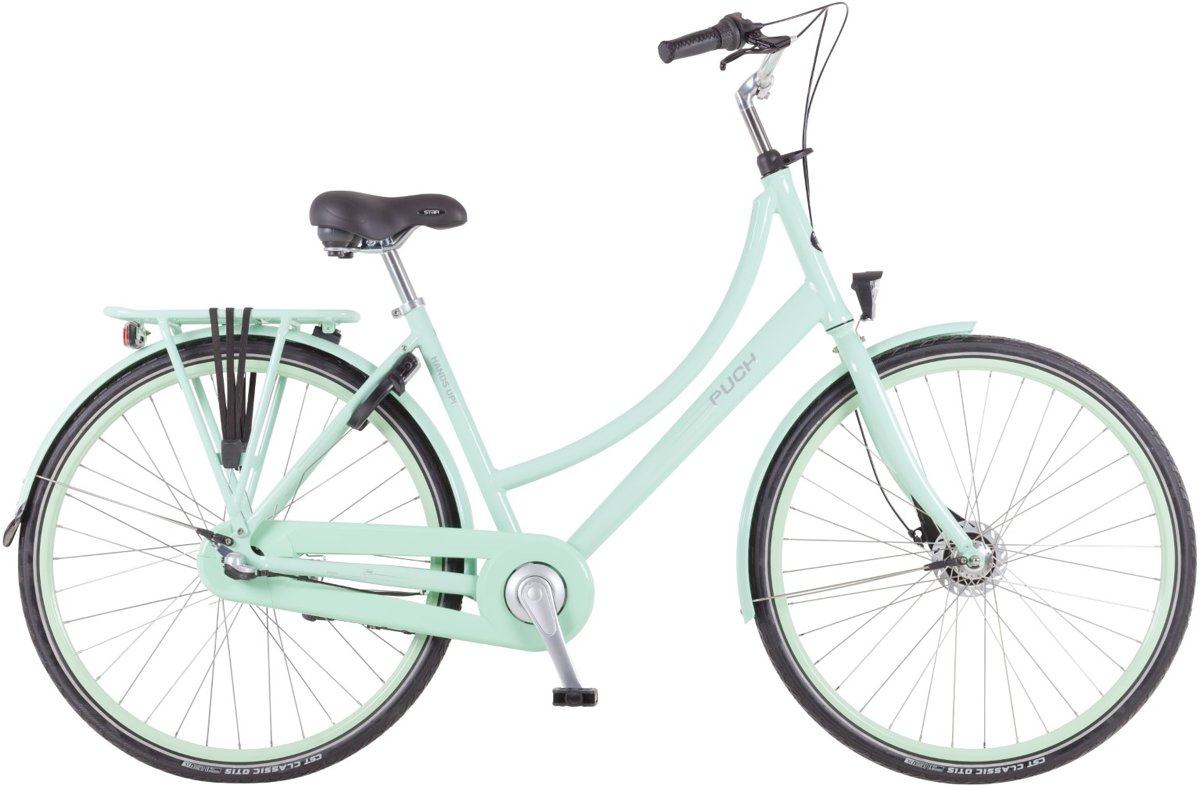 Puch Hands-Up!, pearl green gloss