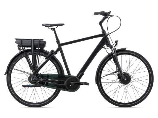 Giant Ease-E+ 1 GTS-WOB 25km/h XL Metallic Black
