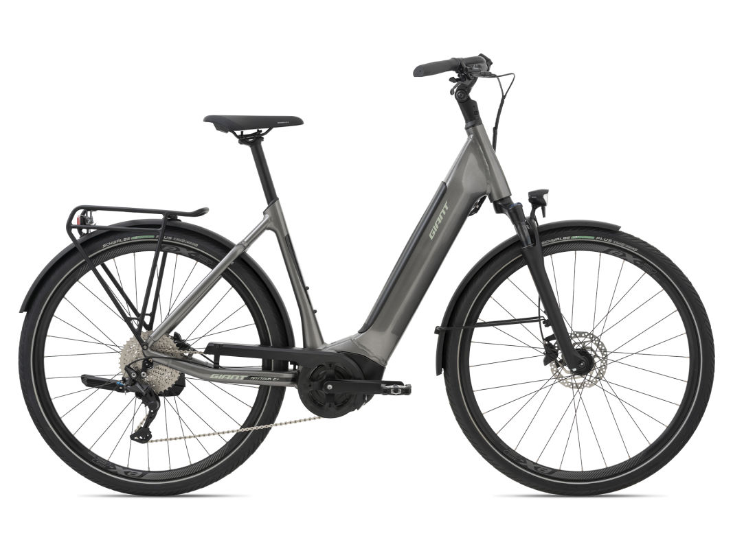 Giant AnyTour E+ 2 LDS 25km/h S Space Grey