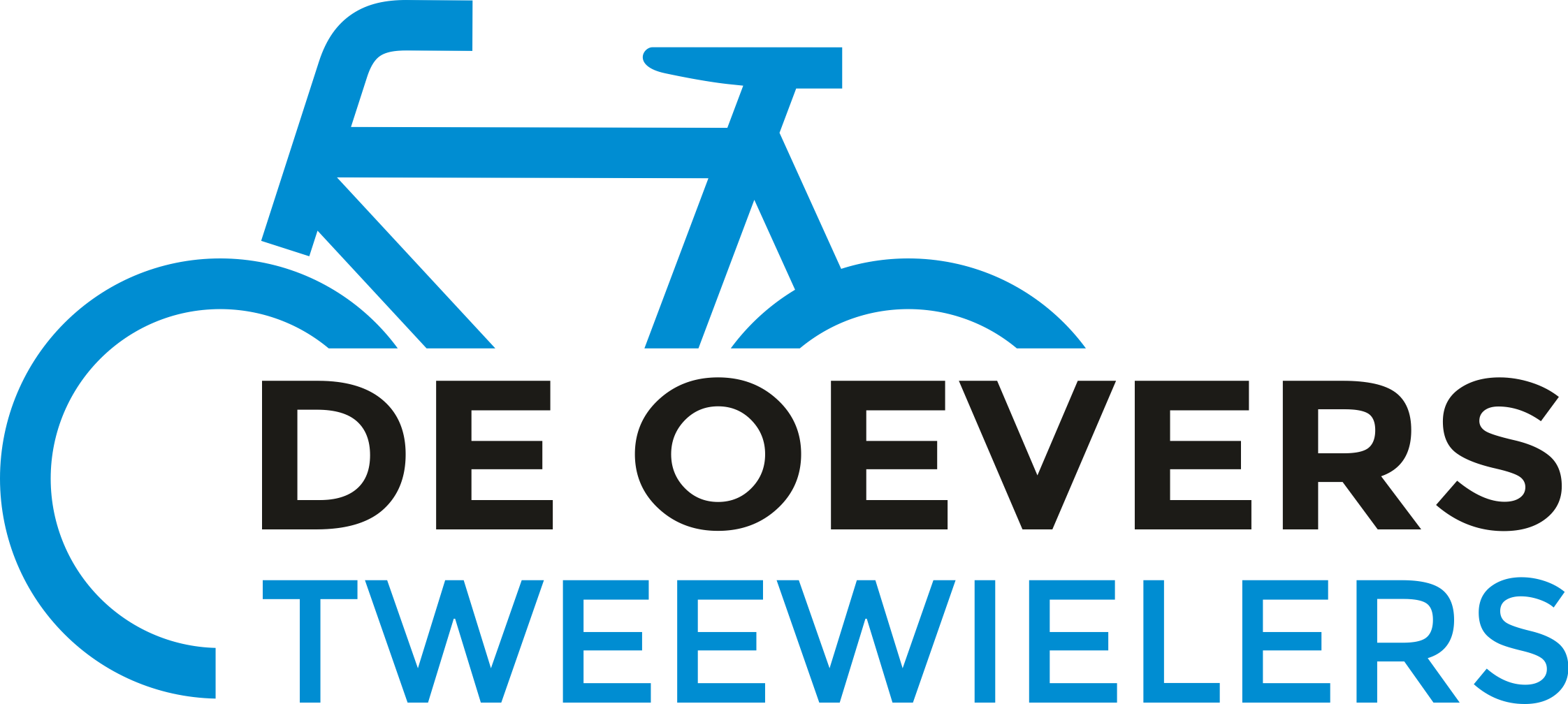 Logo De Oevers Tweewielers