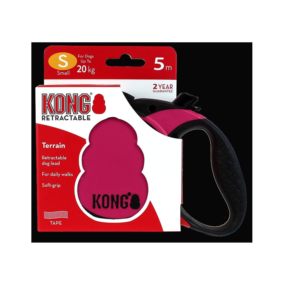 KONG Rollijn Terrain Pink S (5m/20kg)