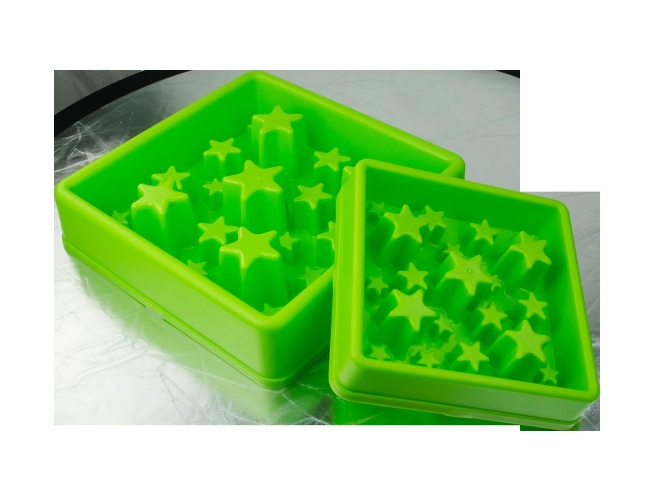 Eat Slow Live Longer Star Green S
