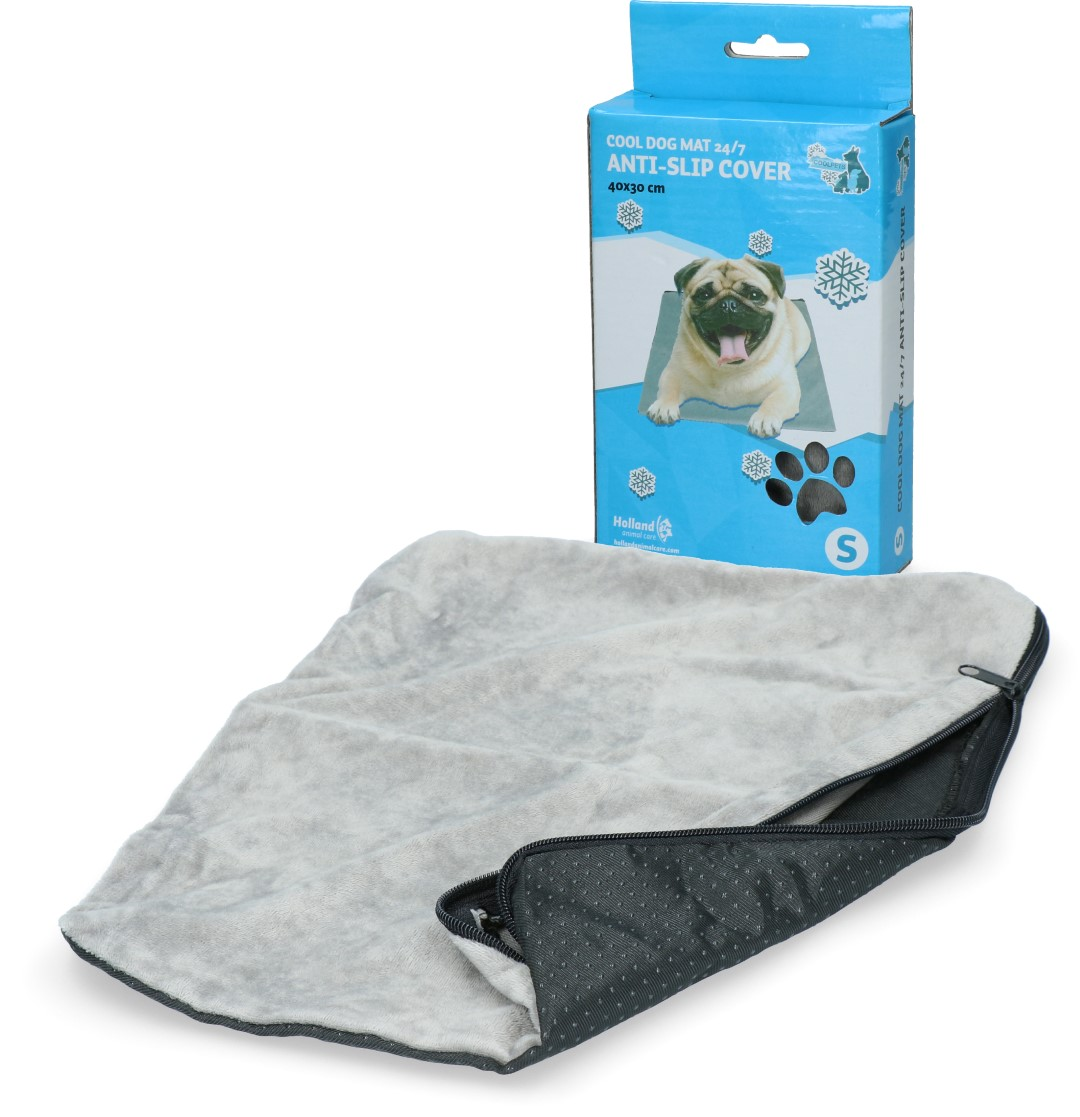 CoolPets Dog Mat 24/7 Anti-Slip Cover (40x30cm) S