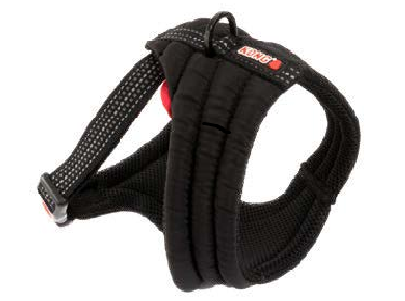 KONG Comfort harness S Black
