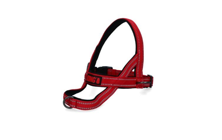 KONG Norwegian harness L Red