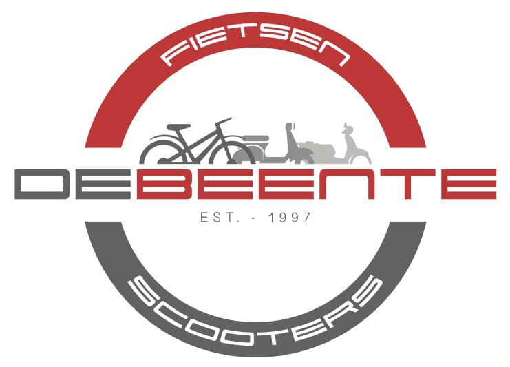 Logo De Beente Fietsen & Scooters