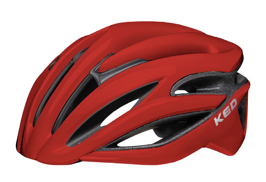 Fietshelm KED Rayzon M (55-59cm) - fiery red
