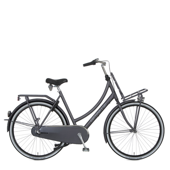 Cortina U4 Transport, Modern Grey Matt