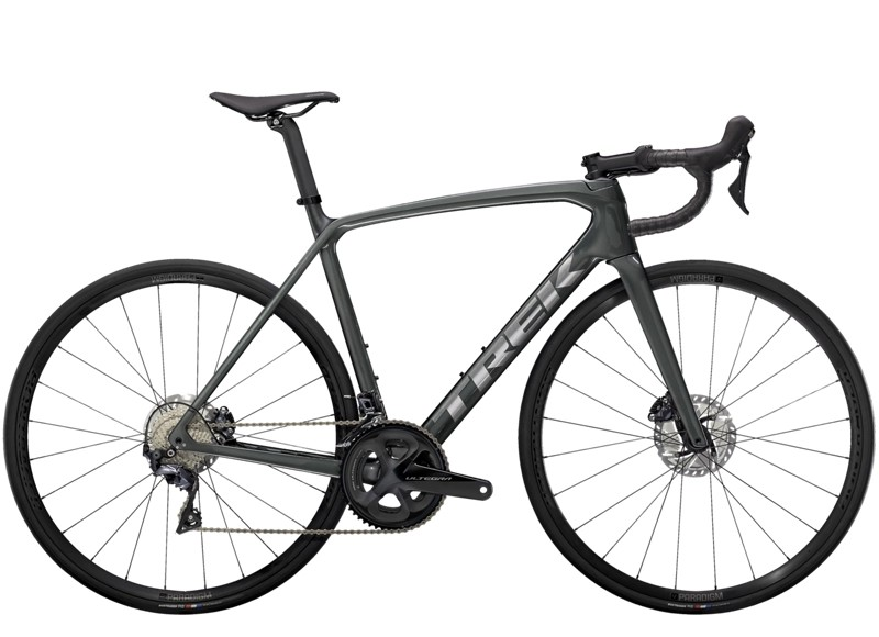 Trek Emonda SL 6 Disc 54 Lithium Grey/Brushed Chrome NA