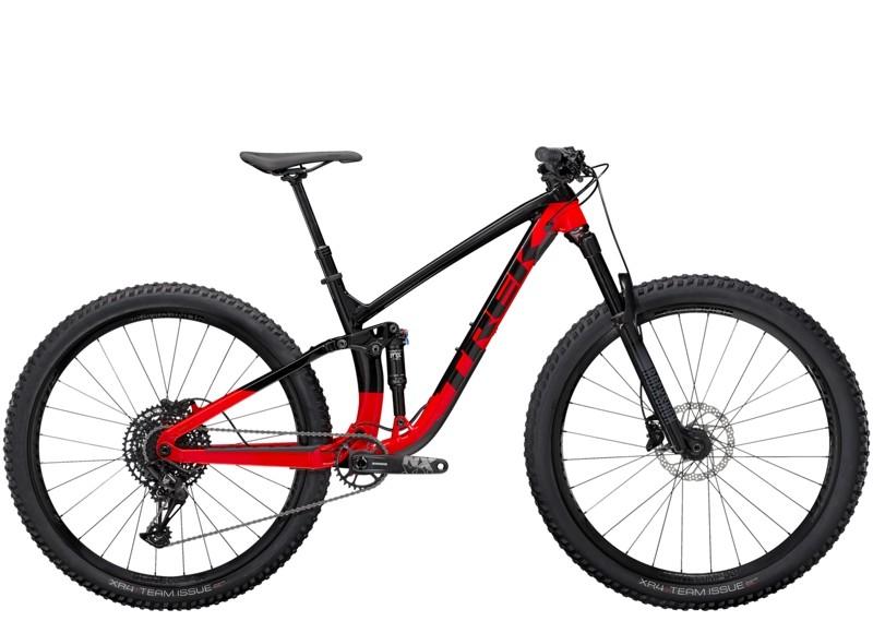 Fuel EX 7 NX L 29 Trek Black/Radioactive Red NA