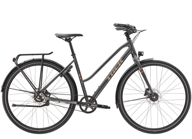 Trek District 4 EQ Stagger L Lithium Grey NA