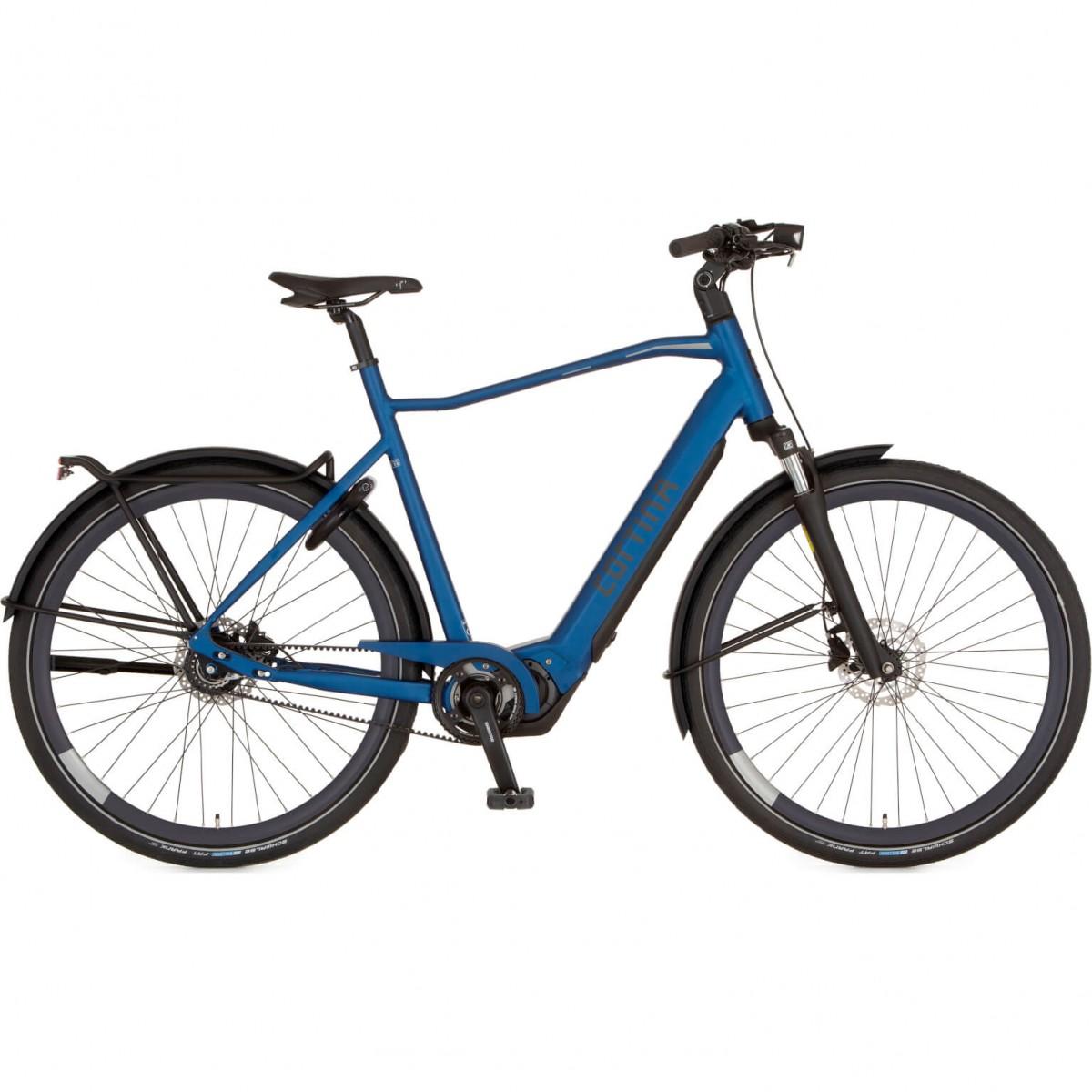 Cortina E-Silento Pro H53 Deep Indigo Blue Matt DB7 MME610
