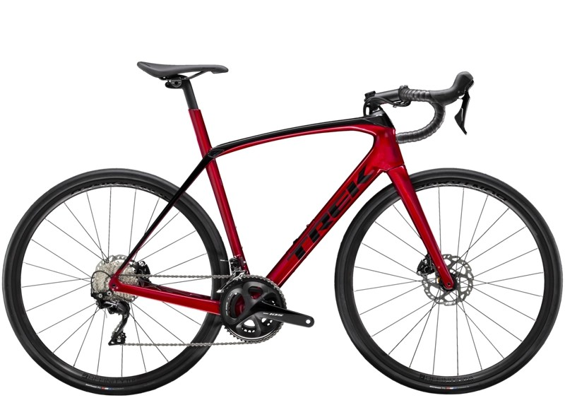Domane SL 5 62 Rage Red/Trek Black NA