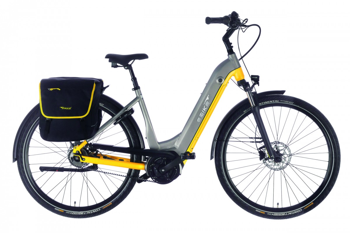 Ebike das original TOUR 004+ LTD Wave /Performance / Intube 500 Wh / Intuvia / 5G + Gates / MT200