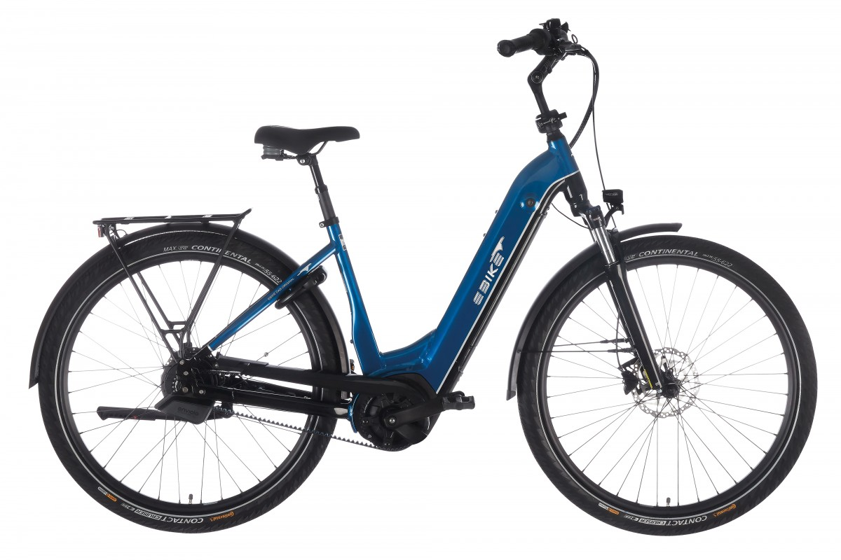 Ebike das original TOUR 002e+ Wave /Performance / Intube 625 Wh / Intuvia / Enviolo TR + E + Gates