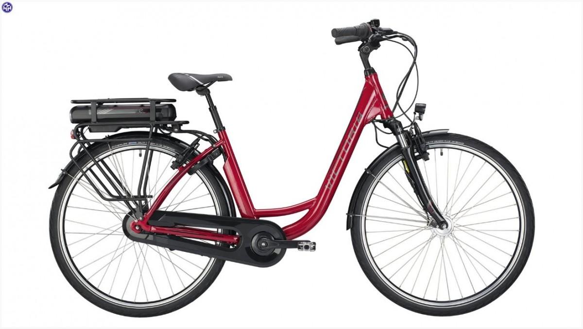 Victoria E-Classic 3.1 H DW28, Berry Red