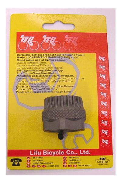 Trapassleutel IceToolz 11B3 32mm trapas