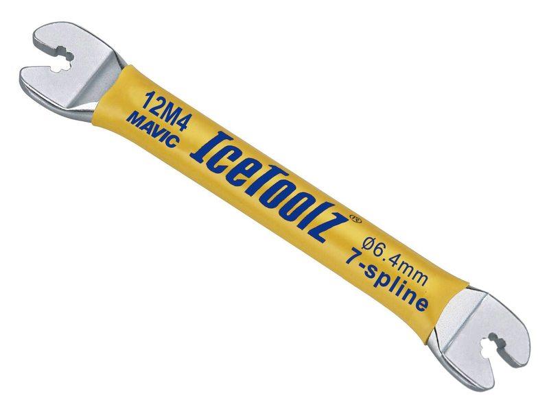 Icetoolz Spaaknippelsleutel 12M4 voor Mavic® 6,4mm