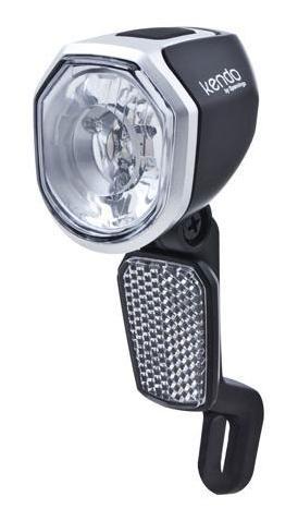 SPANNINGA LED koplamp Kendo+ XE Presentatieverpakking, 30lux, 6-36V DC, met Duits