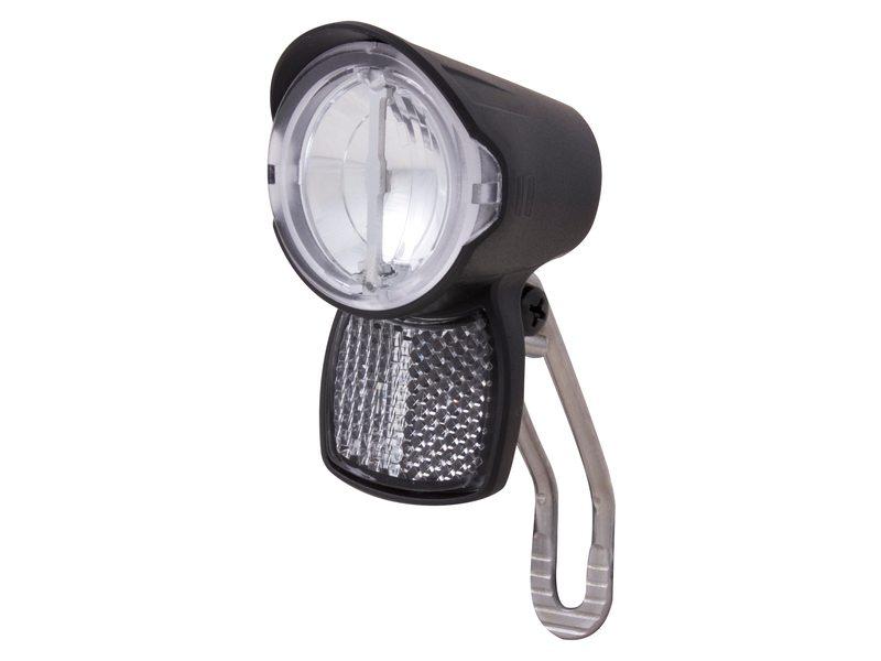 SPANNINGA LED koplamp Brio XDO Presentatieverpakking, 15 lux, met Duits keurmerk